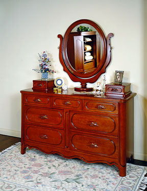 Davis Cabinet Company - Lillian Russell Collection